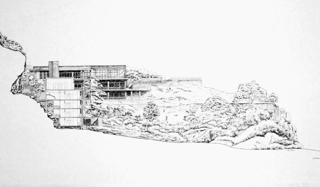 Kandalama Hotel - Geoffrey Bawa