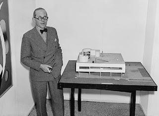 Le Corbusier กับโมเดลจำลอง วิลล่าซาวอย